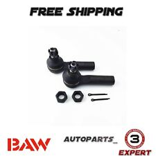 2 ES3438 Taiwan Steering Tie Rod FR Outer End for 2002-2003-2004 Nissan Altima