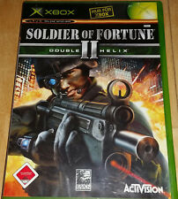 XBOX - Soldato of FORTUNA II - DOPPIO Helix - Tedesco ertausgabe