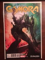 Gamora issue #4 Stephanie Hans  Venomized Variant NM Marvel Pearlman Checchetto