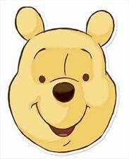 Winnie l'Ourson Disney Simple Amusant CARTE Officiel Fête Masque Visage