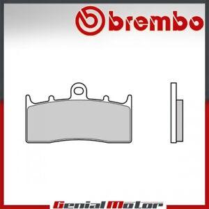 Pastiglie Brembo Freno Anteriori 07GR62.SA per Bmw R 1200 R 1200 2007 > 2014