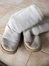 Ugg Women's Beige Tall Boots Size 8