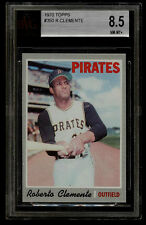 1970 TOPPS #350 ROBERTO CLEMENTE BVG 8.5 NM-MT+ HOF PIRATES SUBS(9 8.5 8.5 8)
