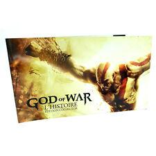 Art Book souple l'histoire de God of War - Sony Playstation - Bon état