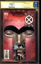 New X-Men 132 CGC 9.6 Signature Series By Phil Jimenez