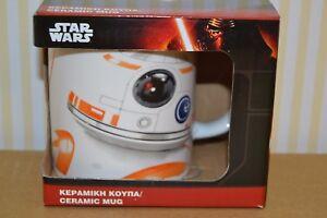Star Wars Becher  Mug  mit   BB-8 Motiv            NEU&OVP