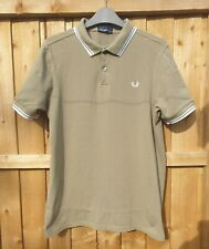 Fred Perry Polo Medium M3600 Made in Portugal