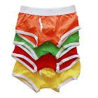 Fashion Underwear Short Men Briefs Boxer Underpants Bright Multi-Color Pro HOT*