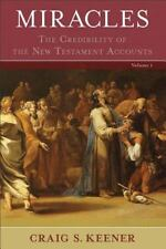 Miracles: The Credibility Of The New Testament Accounts (2 Volume Set): By Cr...