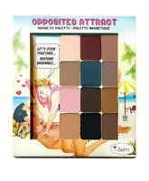 The Balm Opposites Attract 12 Matte Shades Magnetic Eyeshadow Palette NIB