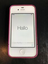 Apple iPhone 4s - 16GB - White (AT&T) A1387 - unlocked-