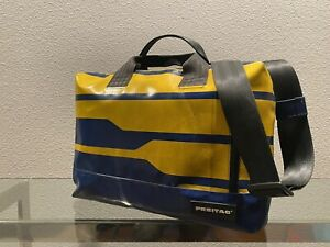 """Frietag F304 (Moss) Laptop Bag - Lightly used, fits up to 15"""" Computer"""