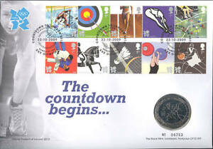Coin Covers; Royal Mint 2008 - 2020: numbered range; PNC clean; free UK postage