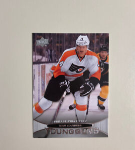 2011-12 UPPER DECK YOUNG GUNS #234 SEAN COUTURIER 11-12 UD YG ROOKIE RC FLYERS