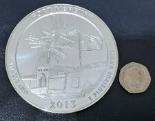 More details for 2013 - america the beautiful (atb)  silver 0.999 5 troy oz   -