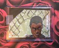 Walking Dead Sasha 1 of a kind sketch card