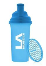 LA Muscle 700ml Shaker -Blue