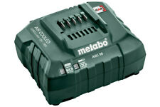 METABO ASC55 AIR COOLED CHARGER LITHIUM ION 12V - 36V