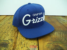 GRIZZLY GRIPTAPE SEASONED FITTED CAP NEU ROYAL 7 3/8 GRIZZLY GANG DIAMOND