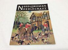 VINTAGE NEEDLEWOMAN e Needlecraft Magazine N. 48