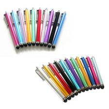 10x Universal Metal Touch Screen Pen Stylus For iPhone iPad Tablet Phone LJAU