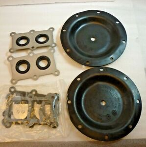 Sandpiper Pump Repair Kit, Fluid, pn 476.033.360