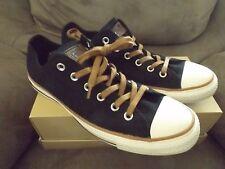Converse All Star Men's Shoes Size 8 Black New w/o Box 148573C