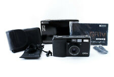 [Near MINT Box Hood Strap] Ricoh GR1V GR-1V Black 35mm Film Camera from Japan398