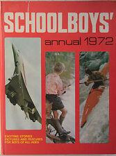 Schoolboys' Annual 1972
