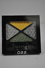 Rimmel London Glam Eyes Quad Eye Shadow #022 Thrill Seeker