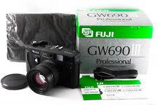 * New In Box * Fuji Fujifilm GW690 III Professional 6X9 Camera 90mm Lens