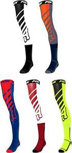 Fox Racing Mach One Knee Brace Socks - MX Motocross Dirt Bike Off-Road MTB ATV