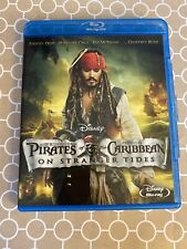 PIRATES OF THE CARIBBEAN:  ON STRANGER TIDES (Blu-ray Disc)