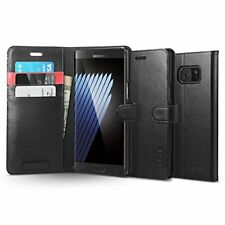 Spigen Galaxy Note FE Case Wallet S Black