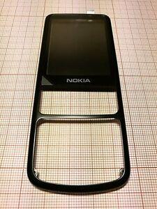 Original Nokia 6700c front cover a-cover matt black P/N:0253378 NEW EOL ITEM