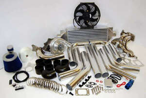 1986-1989 FOR Acura Integra D16 Turbo Package 485hp KIT