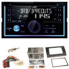 JVC KW-DB93BT USB MP3 DAB+ Bluetooth CD Einbauset für Suzuki Swift Sport EZ MZ