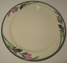 "Lenox Chinastone Midnight Blossoms Dinner Plate, 10.5"""