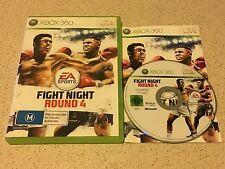Fight Night Round 4 - Microsoft Xbox 360 Game