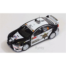 Ixo RAM533 Mitsubishi Lancer Evo10 Rallye Belgium, 2011 Safety Car 1/43