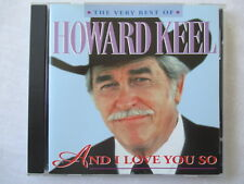 The Very Best Of Howard Keel - And I Love You So - CD - TOP Zustand
