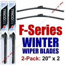 1999-2008 Ford F250 F350 F450 F550 F-Series Super Duty WINTER Wipers 2pk 35200x2
