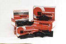 D1224 Besser Premium Front Disc Brake Pad Set D1224