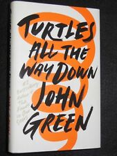 NEW; Turtles All the Way Down by John Green (Hardback, 2017-1st) Novel, Fiction