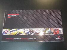 MotorSport Vision Fixture Guide 2007