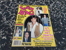 JULY 1979 TEEN BAG vintage teen magazine ROD STEWART - ERIK ESTRADA - TONY DANZA
