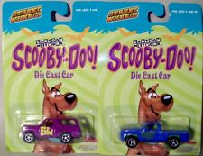 Hanna - Barbera Scooby Do , 2 die cast collectible cars. NEW !