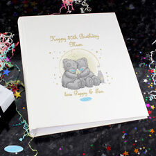 Personalised Me To You Gold Stars Photo Album Wedding Anniversary Gift Idea  7