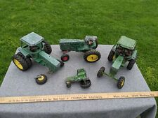 Vintage John Deere Tractor Farm Toys For Parts
