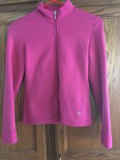 Pink Chloe Noel Jacket (adult extra small) with Ab crystals